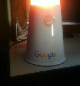 Светильник Google