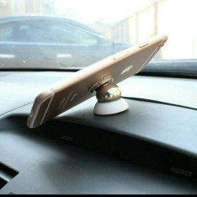 Магнитный держатель на панель автомобиля