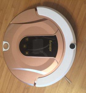 Робот пылесос моющий