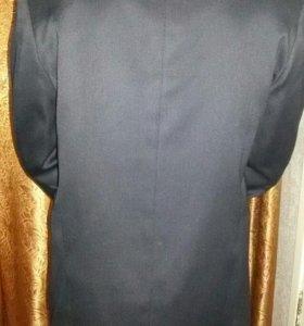 Муж.пиджак черный.