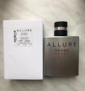 Мужской аромат Chanel Allure Homme Sport 100 ml