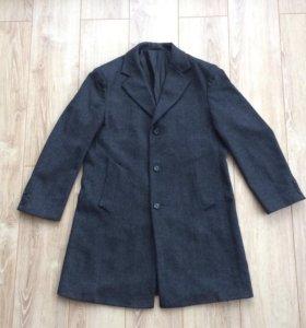 Пальто мужское демисезон