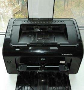 Принтер HP LaserJet P1102w