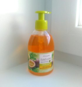 Жидкое мыло для рук Женьшень и Мар