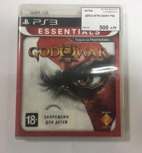 Диск PS3 Essentials GodWar
