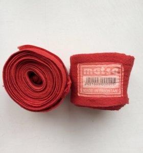 Бинты( красные)