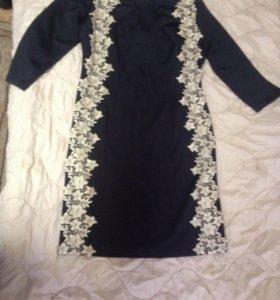 Платье нарядное 50-52