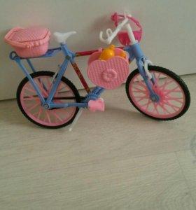 Велосипед для куклы (ростом с барби)