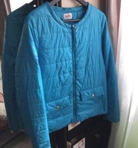 Куртка «шанелька» на синтепоне