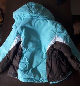 Детская куртка, зимняя
