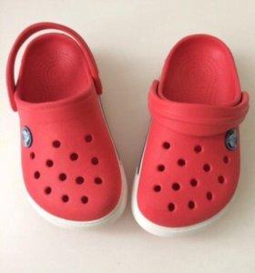 Crocs оригинал c 8/9 размер 24-26