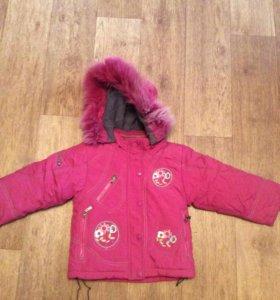 Детская тёплая одежда