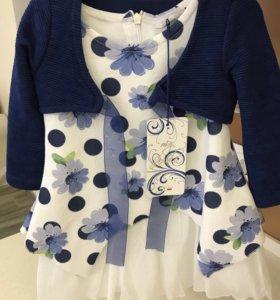Платье для девочки. Италия.