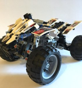 Lego Technic 8262 (Quad Bike)/ Квадроцикл