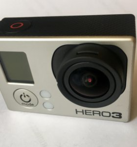 GoPro hero3 black edition + допы