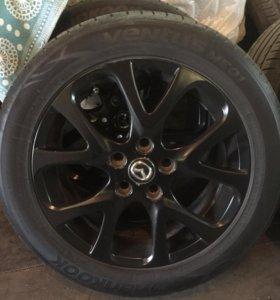 Колёса r17 Mazda 3