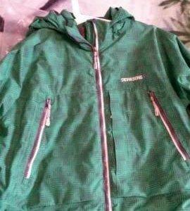 Куртка Didriksons зимняя, рост 170