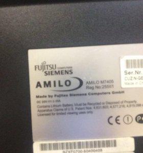 Ноутбук FujitsuSiemens AMILO