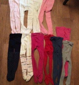 Колготки,футболки,носки