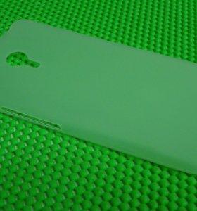 Силиконовая накладка для Meizu M3 Note