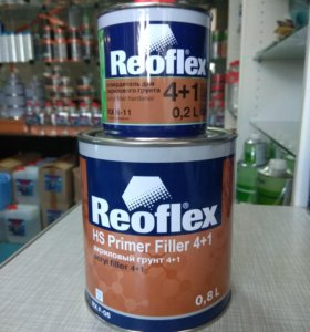 Акриловый грунт 2K Reoflex