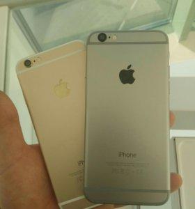 Продается Apple iPhone 6 на 16,64gb