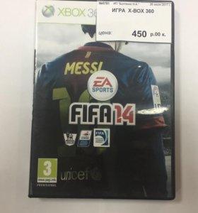 Диск XBOX360 FIFA 14