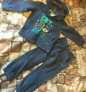 Детский спорт костюм