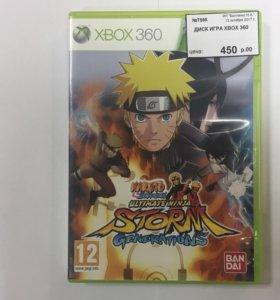 Игра на Xbox 360 Naruto Generations