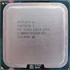 Intel Pentium D 925 Presler (3000MHz, LGA775, L2 4