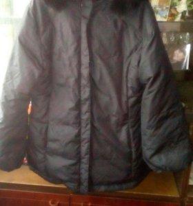 Куртка женская 46-48 размер б/у