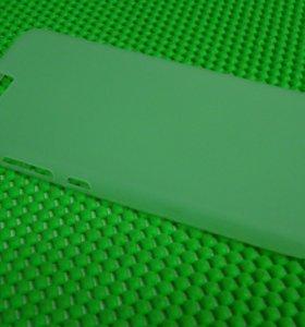 Силиконовая накладка для Huawei P10 lite