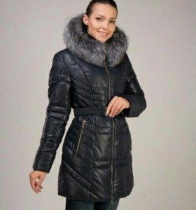Новая Зимняя куртка р. 52-54