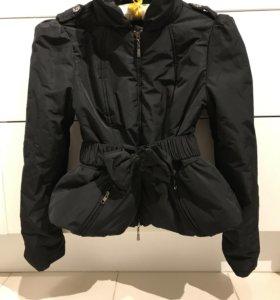 Куртка/пуховик Xs/s новая