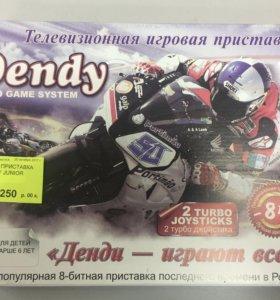 Приставка Dendy Junior
