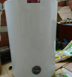 Водонагреватель электрический на 80 литров б/у.