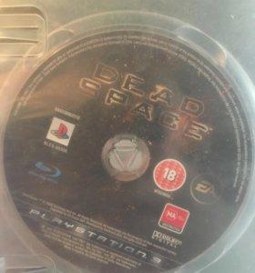 Игра Dead Space PS3