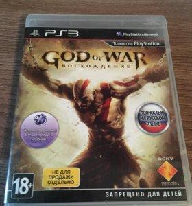 God of war Восхождение PS3