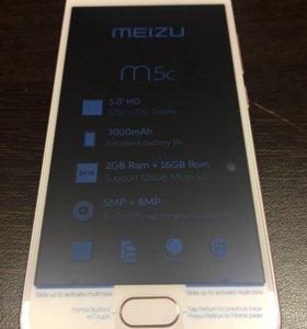 Meizu M5c новый