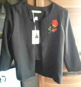 Юбка и пиджак ( костюм)