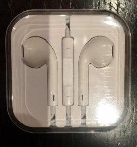 EarPods на iPhone 4,5,6.