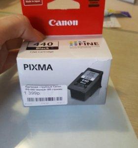 Картридж Canon 440 и 441