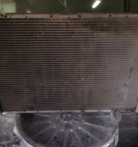 Радиатор ОЖ БМВ М54
