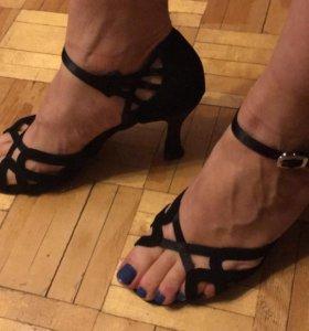 Туфли для танцев профессиональные