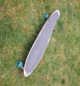 Длинный Скейт