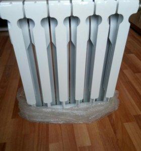 Радиатор секционный биметаллический (10 секций)