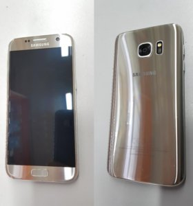 Samsung Galaxy s7(G930) live demo unit, платина