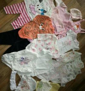 Детская одежда пакетом №3