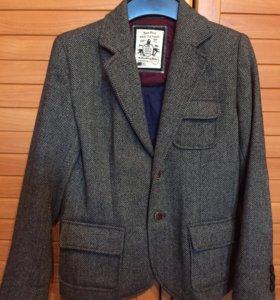 Пиджак шерстяной Zara