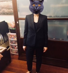 Брючный костюм Zara, р-р 42-44